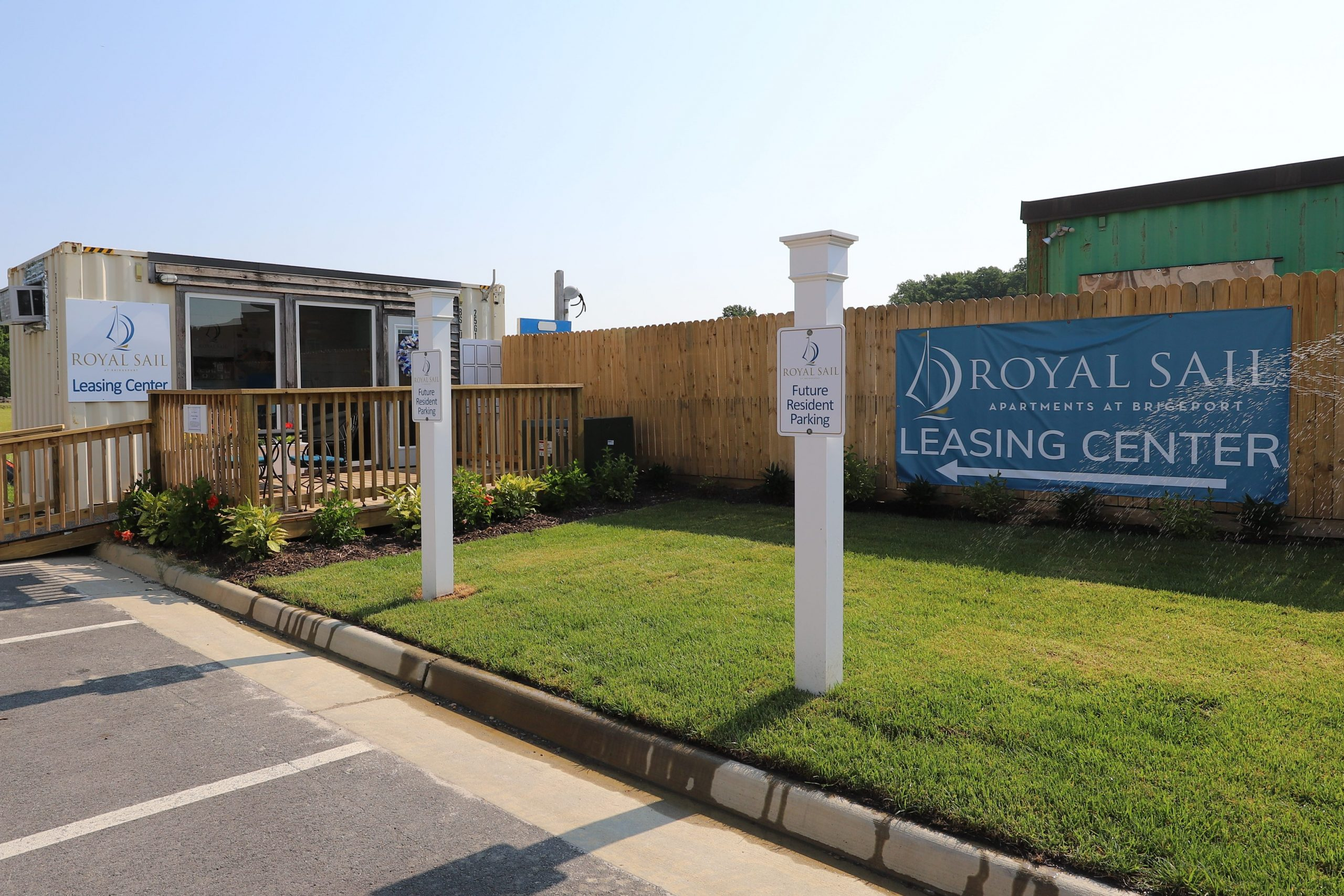 Royal Sail Apartments Leasing Center